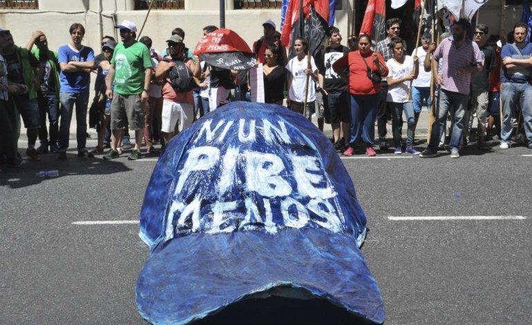 """Declaración del 8 de mayo como """"Día provincial de lucha contra la Violencia Institucional"""""""
