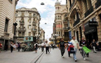 El Concejo Municipal promueve como centro comercial a cielo abierto al casco histórico de Rosario