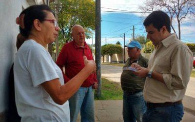 Visita al Barrio Godoy