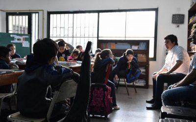 Visitamos la Escuela Primaria Nº 90