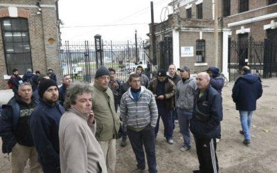 El concejo municipal de rosario aprobó una declaración solidarizándose con los trabajadores de ríoro