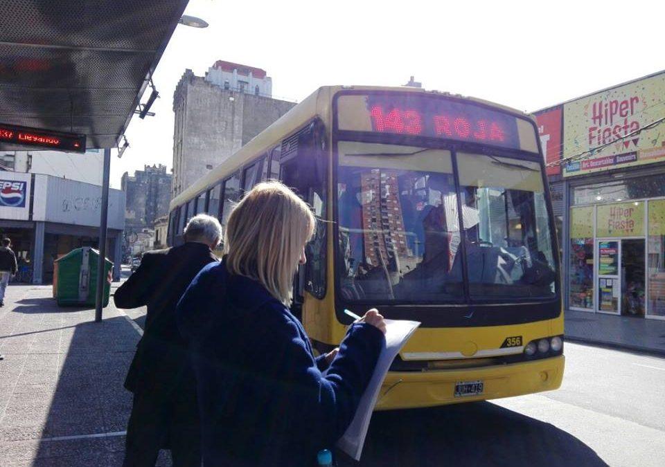 Previo al debate sobre el presupuesto, el Concejo Municipal requiere información sobre el Transporte Público