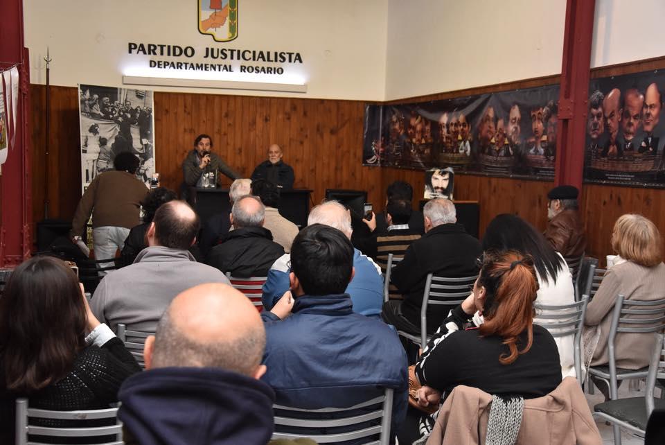 Segunda Feria del libro Peronista