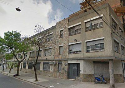 Corredor de seguridad escolar en la Nigelia Soria