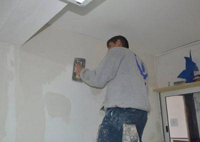 Refacción y reparación de la Escuela Nº 543