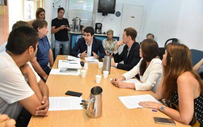 Toniolli asumió como Presidente de la Comisión de Producción y Empleo del Concejo Municipal