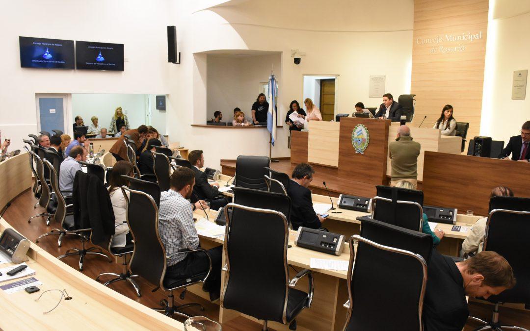 El Concejo Municipal discute las Sociedades Anónimas Deportivas