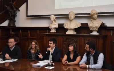 Se realizó el Primer Encuentro del Foro Permanente en Defensa del Transporte Ferroviario en el Concejo Municipal
