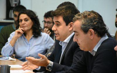"""La multisectorial contra los tarifazos en el Concejo Municipal: """"Los tarifazos destruyen el trabajo y la producción local"""""""