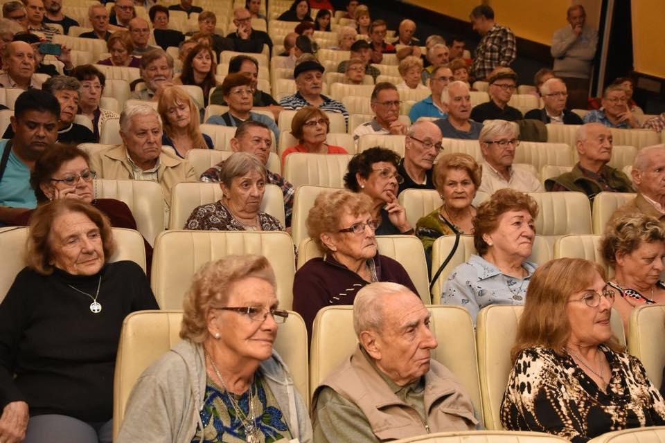 1er Encuentro de Jubilados y Pensionados de Rosario