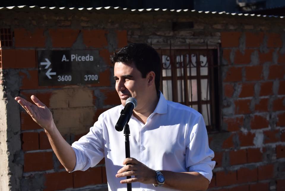 Amelio Piceda volvió al barrio