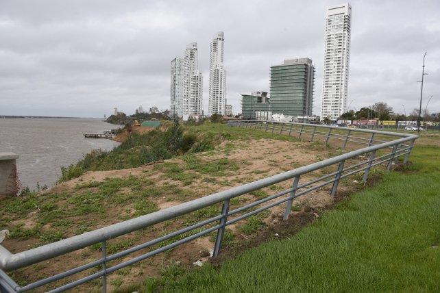 El Concejo exige explicaciones por la demora en la obra del Parque de la Arenera