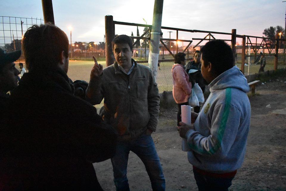 Club Primera Junta – Zona Oeste