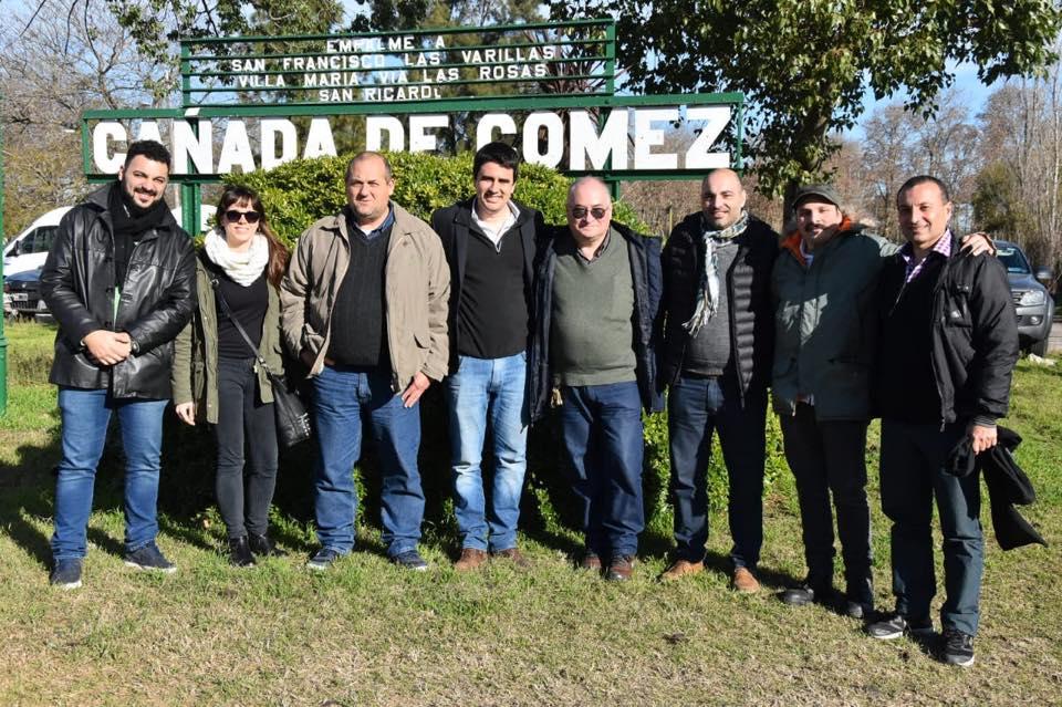 Cañada de Gómez fue sede del segundo encuentro del Foro Permanente en Defensa del transporte Ferroviario
