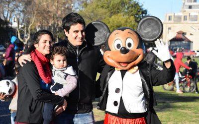 Día del niño y la niña en la Feria Itinerante de la CTEP
