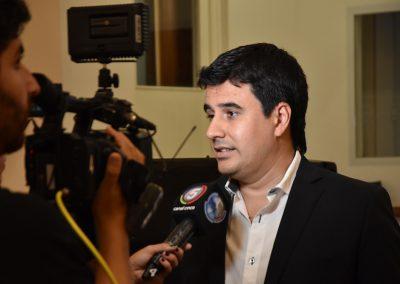 eduardo toniolli concejal rosario entrevista