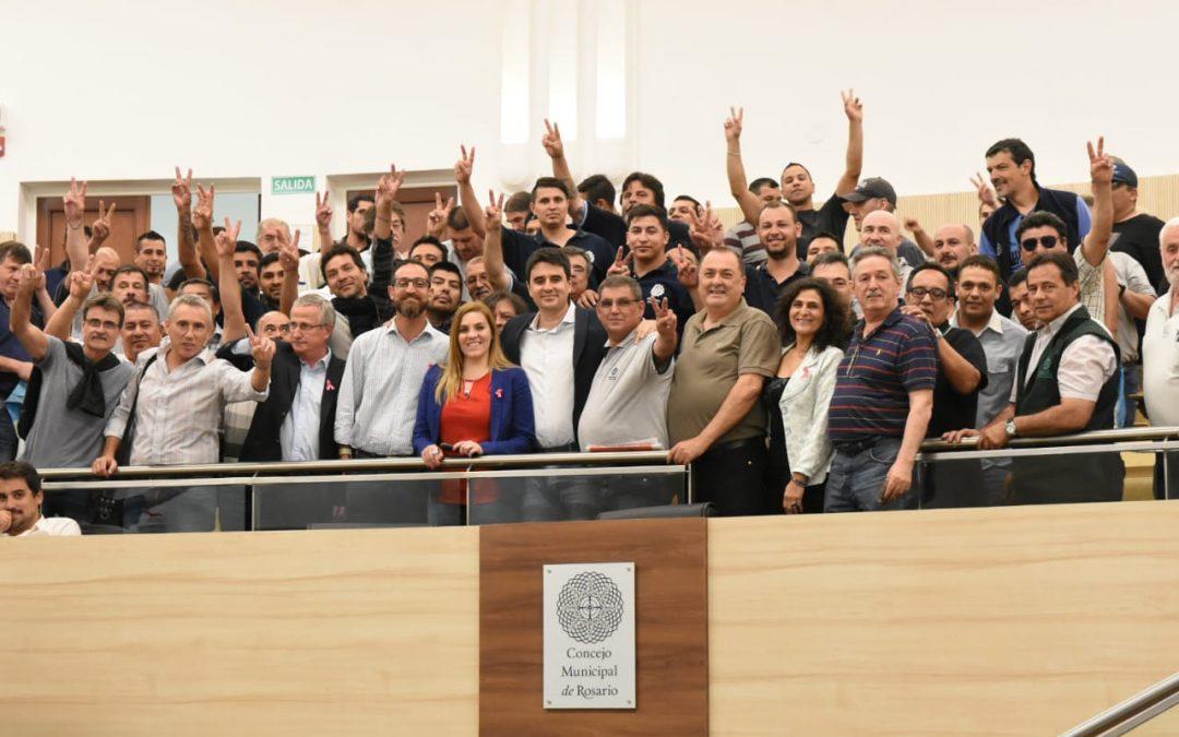 """El Concejo Municipal aprobó dos ordenanzas para promover el """"compre local"""""""