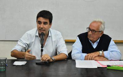 Toniolli: «Tenemos un municipio servil con las multinacionales, pero que ningunea a los productores locales»