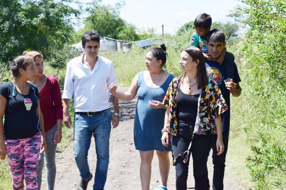 Visita a Puente Gallego