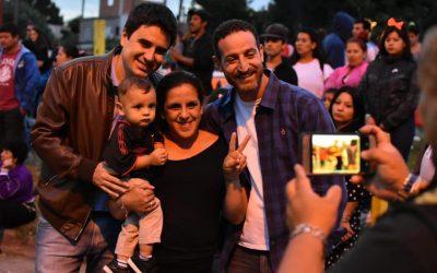 Carnaval en Barrio Acindar