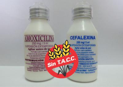 Listado de medicamentos para celíacos en farmacias