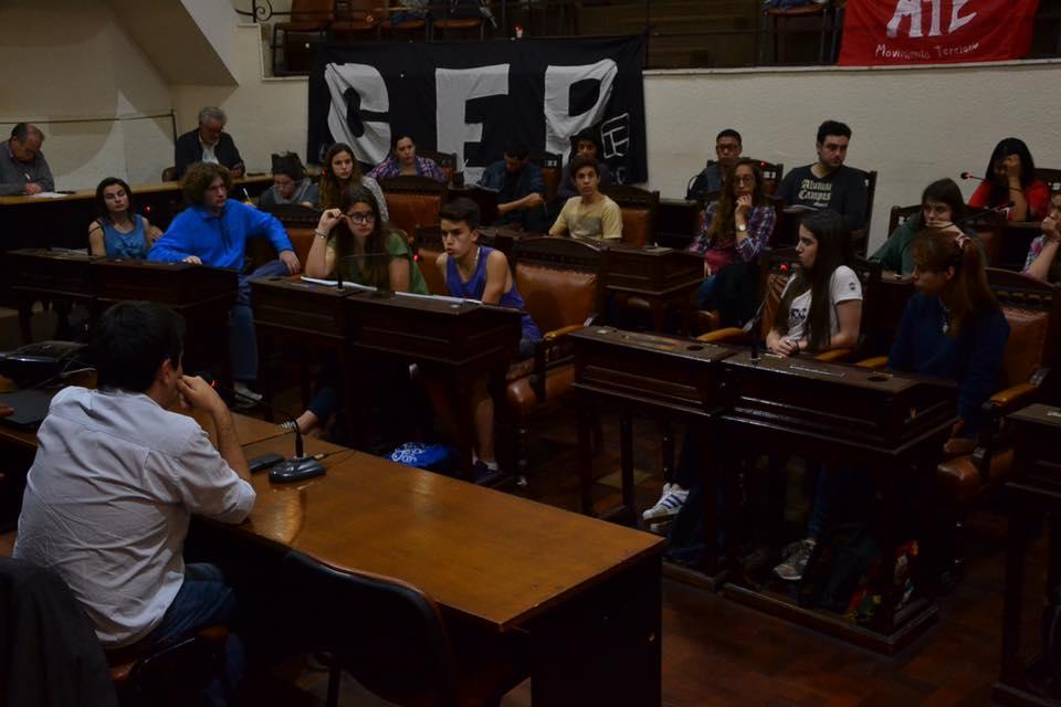 Foro de Centros de Estudiantes de la ciudad de Rosario