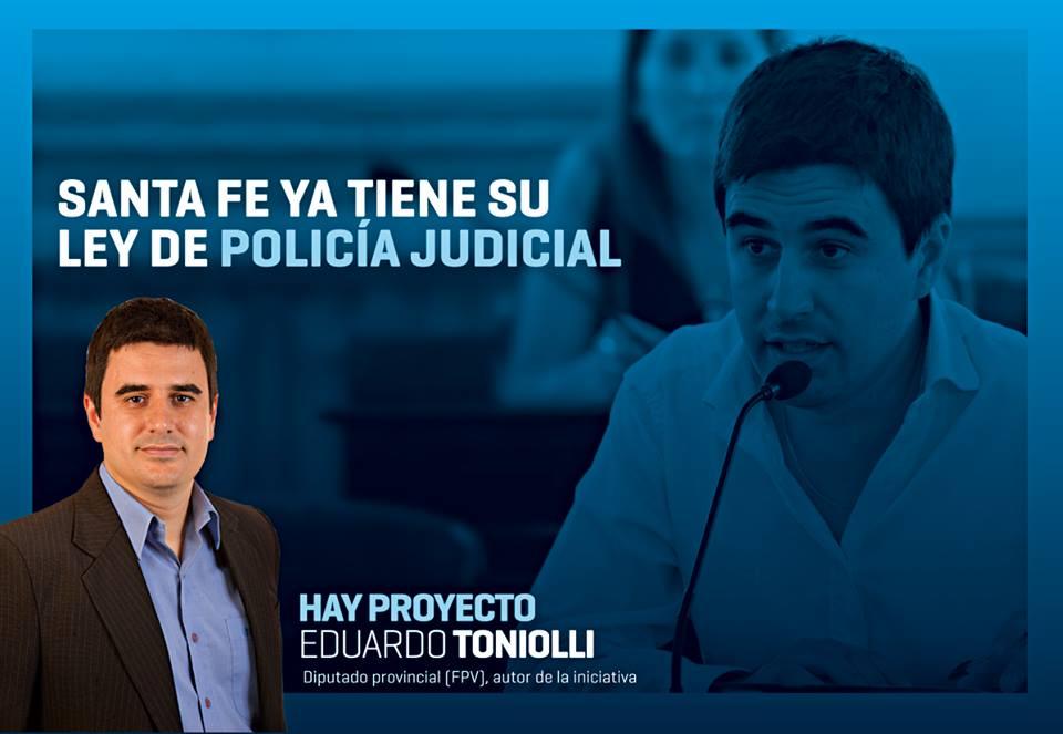 Pedido de informe sobre la Policía Judicial