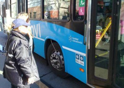 Informe Anual sobre el Transporte Urbano de Pasajeros