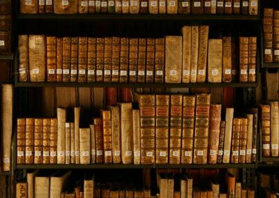Recuperación de la Biblioteca General San Martín