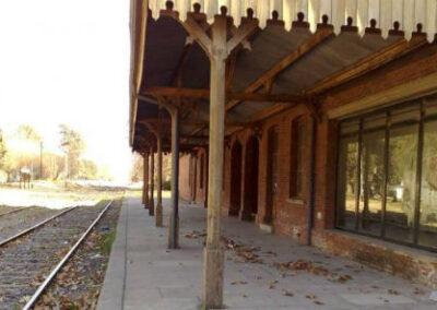 Creación de Áreas Ferroviarias
