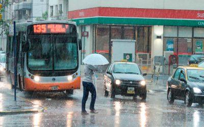 Proponen cambios en el régimen de paradas del transporte público de pasajeros local