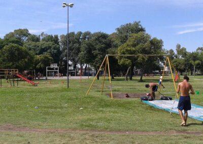 """Reforma del Parque Oeste """"Ricardo Balbín"""""""