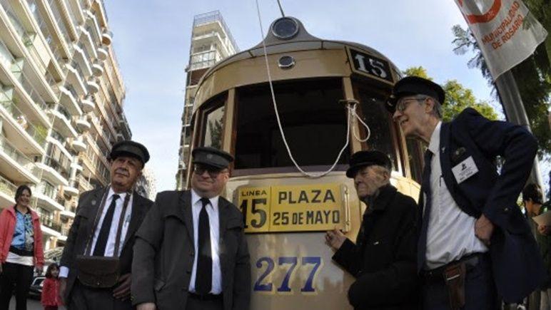 Informes sobre el Tranvía Histórico de Rosario