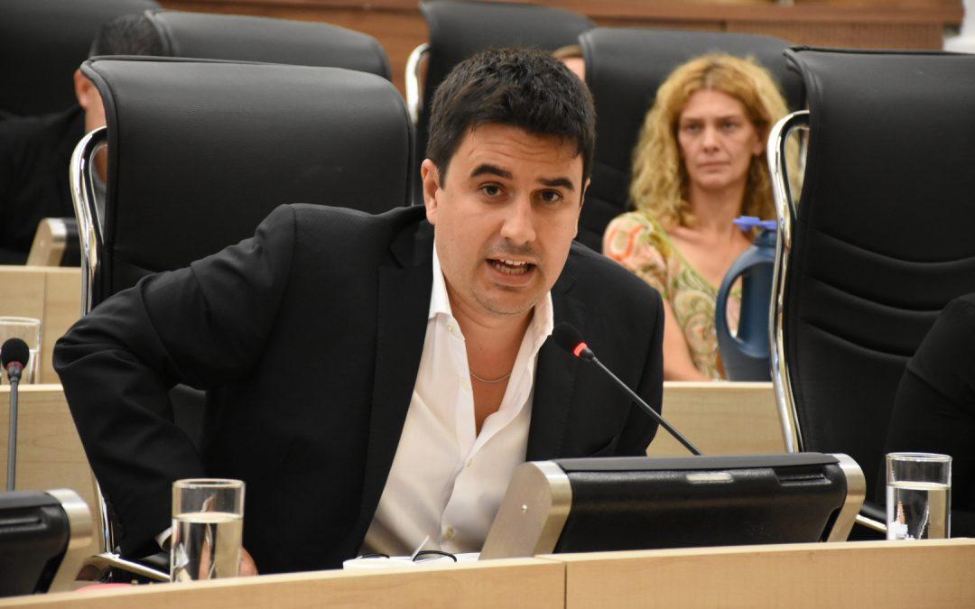 Tarifazos: Pymes van al Concejo
