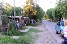 Alumbrado público y agua potable en Nuevo Alberdi