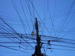 Reparación del cableado en barrio República de La Sexta