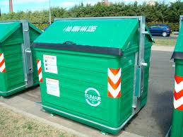 Reposición de contenedores de residuos en Villa Urquiza
