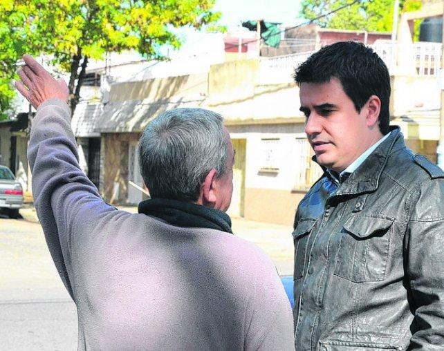 Comerciantes y vecinos reclaman la reactivación del inicio de la peatonal Córdoba