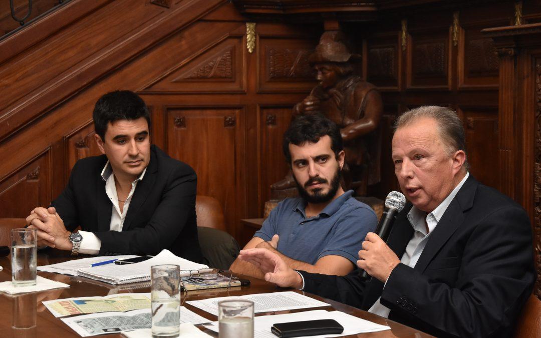 Debate público: El Concejo Municipal dijo no a las Sociedades Anónimas Deportivas