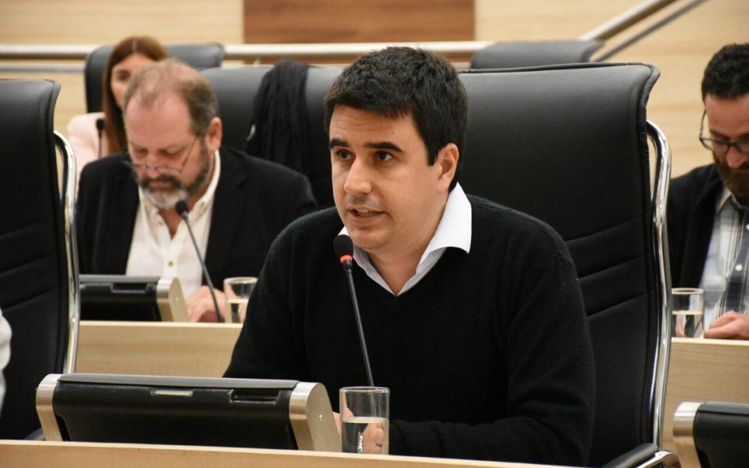 El Concejo Municipal brindó su apoyo al proyecto de Ley Nacional de Emergencia Tarifaria