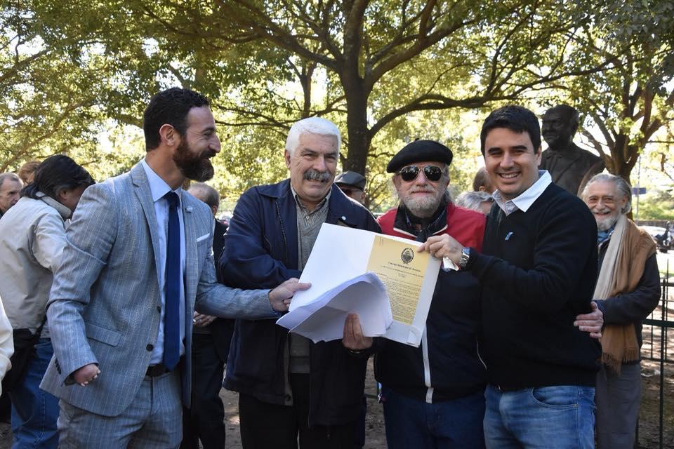 Homenaje a Arturo Jauretche: Dadme un punto de coincidencia, y haremos una patria