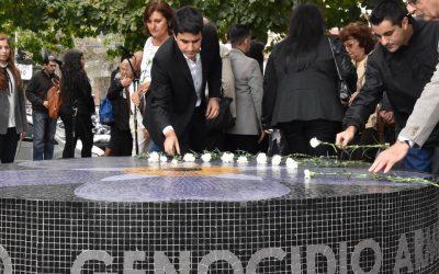 103 años del genocidio Armenio