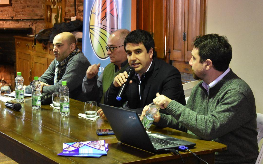 El Foro Permanente en Defensa del Transporte Ferroviario se reunió en Cañada de Gómez