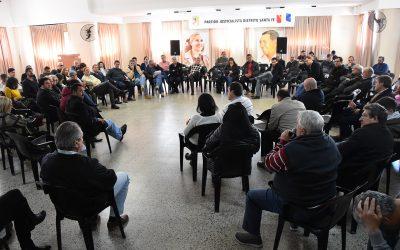 El PJ Provincial rechazó la eliminación del fondo sojero