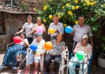 Informe Geriátrico Adultos Mayores