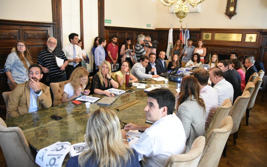 Toniolli se refirió al proyecto de Presupuesto Municipal 2019