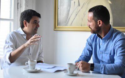 """Toniolli respondió los ataques del socialismo contra Sukerman: """"Bajar el precio del boleto no solo es posible, es necesario para que no se caiga el sistema de transporte"""""""