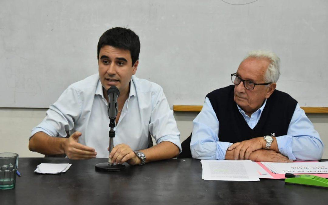 """Toniolli: """"Tenemos un municipio servil con las multinacionales, pero que ningunea a los productores locales"""""""