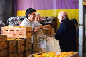 mercado de productores rosario