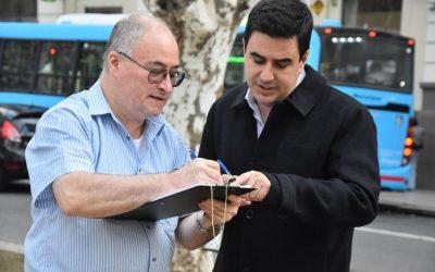 """Toniolli: """"El Cacique y Rosario Bus recortaron servicios con el aval del municipio"""""""